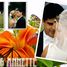 Album 100 Template -uri PSD Nunti vol.1 ( Wedding Templates ) - Software Editare video