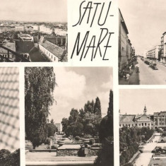 Carti Postale Romania dupa 1918 - SATU-MARE