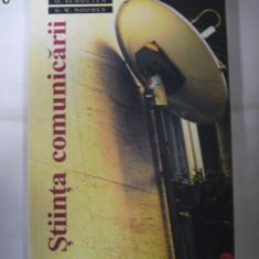 STIINTA COMUNICARII - J.J.Van CIULENBURG - Carte de publicitate