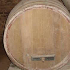 Butoi din lemn de stejar - cca. 1 100 litri