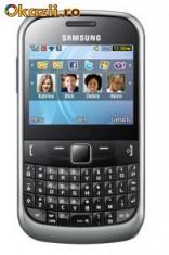 Telefon Samsung, Negru, Neblocat, 256K - Vand/schimb samsung ch@t 335 negru