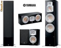 Boxe Yamaha, Sistem 5.0 - Set incinte 5.0 Yamaha format din NS-777 + NS-C444 + NS-333 sigilate la cel