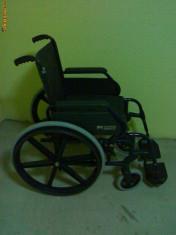 Scaun cu rotile - Carucior pentru persoanele cu dezabilitati