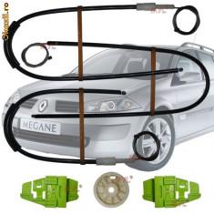 Kit reparatie macara - Kit de reparatie macara geamuri electrice Renault Megane 2 fata