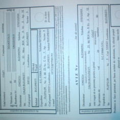 Aplicatie completat formulare postale: Buletin de Expeditie, Mandat Postal Persoane Juridice, Etichete colet - Aplicatie PC