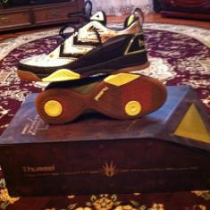 Adidasi Hummel - Adidasi barbati Hummel, Marime: 44 2/3, Culoare: Auriu