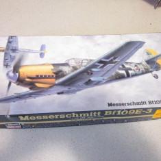 Macheta avion german WW2 Messerschmitt BF109E-3 - Macheta Aeromodel