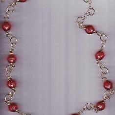 Margele rosii