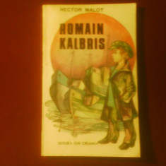 Hector Malot Romain Kalbris - Carte personalizata