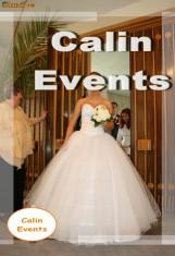 Rochie de mireasa printesa - Rochie de mireasa Calin Events cu Cristale Swarovski