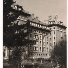 Carte postala- TIMISOARA-Institutul Politehic - Carte Postala Banat dupa 1918