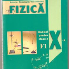 (C1016) FIZICA, MANUAL PENTRU CLASA A XII-A DE MARIANA IVAN, MICHAELA LOGOFATU, RADU CONSTANTINESCU, EDITURA ARAMIS, 2004 - Manual scolar Aramis, Clasa 12