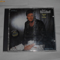 Vand cd original DAVID HASSELHOFF-Looking from freedom - Muzica Dance ariola