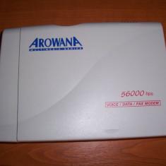 MODEM AROWANA, VOICE DATA FAX MODEM 56000 bps - Modem PC