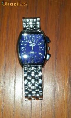 Ceas de mana barbatesc marca Jaguar Fragrances quartz foto
