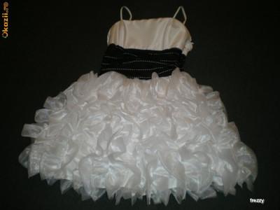 rochie baby doll cununie nunta botez ocazie foto