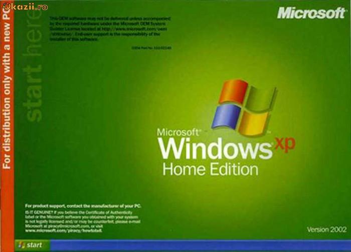 Windows XP Home Edition SP2 Original. Программное обеспечение и компьютерн