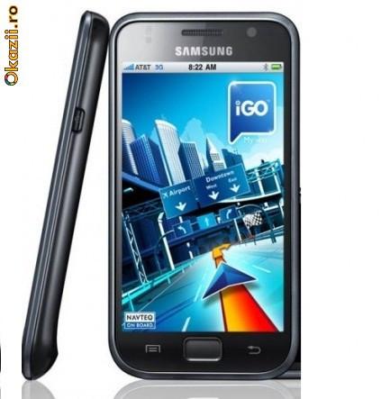 Soft iGO GPS ANDROID Samsung Galaxy S i9000 S2 i9100 si HTC - Sygic