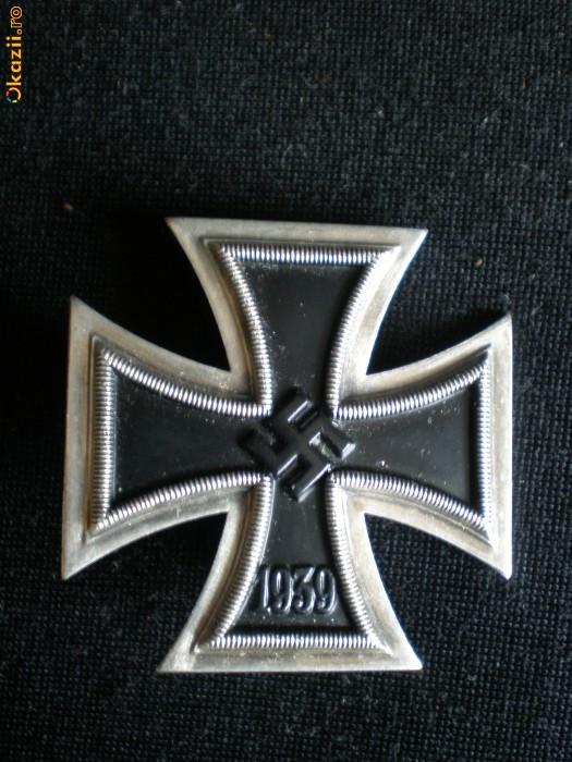 Crucea Fier Crucea de Fier Ww2 Foto Mare