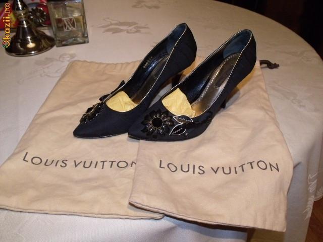 pantofi dama LOUIS VUITTON foto mare