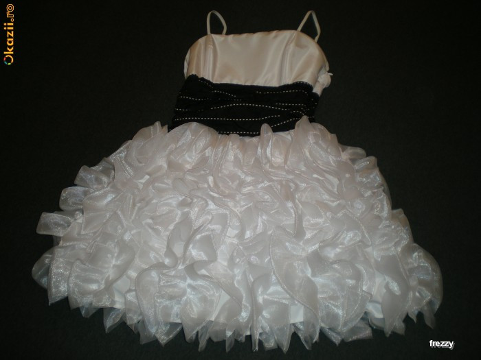 rochie baby doll cununie nunta botez ocazie foto mare