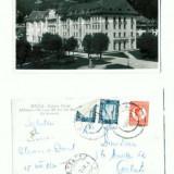 CP107-25 -Sinaia -Palace Hotel -circulata 1931