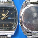 Ceas vechi SEIKO 5 7009 automatic - de colectie (c) - Ceas barbatesc