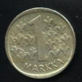 Finlanda 1 MARKKA 1981