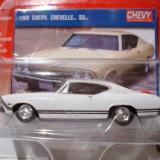 1/64 Chevy Chevelle SS1968 - Macheta auto