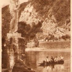 Carti Postale Romania dupa 1918 - R2348 Calimanesti Barca pe Olt editura de stat necirculat