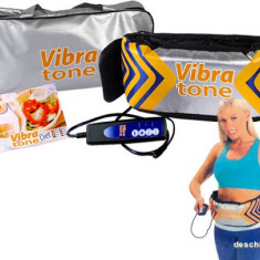 Super Centura de Masaj Anticelulitic Vibra Tone ==Vazuta la TV== - Centura masaj