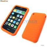 HUSA SILICON iPHONE 3G 3Gs - ORANGE EDITION 2010'