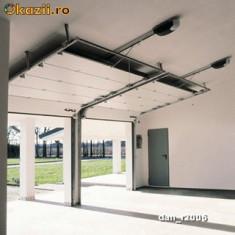 Electrica - Automatizari porti si usi de garaj