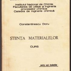 STIINTA MATERIALELOR-CURS IPB - Curs hobby