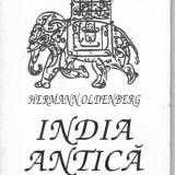 Hermann oldenberg - india antica . limba si religiile ei