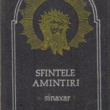 Carti Istoria bisericii - Sfintele Amintiri-Sinaxar