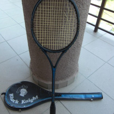 Racheta Squash Black Knight Kevlar- Graphite
