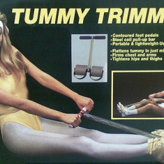 Aparat multifunctionale fitness - Tummy Trimmer, aparat de fitness