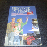 Bienvenue en France - methode de francais - 1992 - tome 2 - episodes 14 a 26