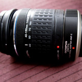Obiectiv Olympus Zuiko 40-150 mm 1:4.0 - 5.6 - Obiectiv DSLR, Tele, Manual focus, Olympus - OM, Stabilizare de imagine