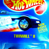 HOT WHEELS--TWIN MILL II- ++2000 DE LICITATII !! - Macheta auto Hot Wheels, 1:64