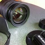 Obiectiv Nikon 24-120 mm VR 3.5-5.6 - Parasolar Obiectiv Foto