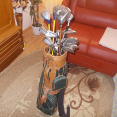 Set Crose Golf - Makser, STX, Cleveland, Mizuno, Pro King