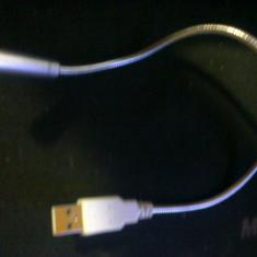 LAMPA DE ILUMINAT CONECTARE USB/4640 - Lampa USB