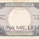 Romania 1000 1.000 Lei 10 Septembrie 1941