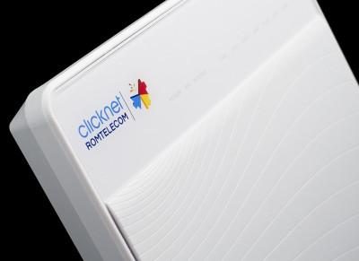 Router ADSL Huawei Wireless - Clicknet Smart Box Romtelecom foto