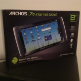 Tableta PC cu sistem Android 2.2 - Archos 7'', 8 GB - Tableta Archos