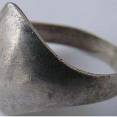 Inel vechi din argint (124) - de colectie