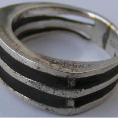 Inel vechi din argint (120) - de colectie