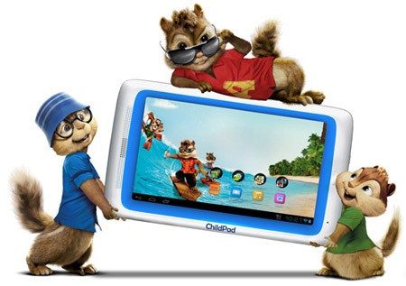 Tableta copii ARNOVA Childpad 4gb foto mare